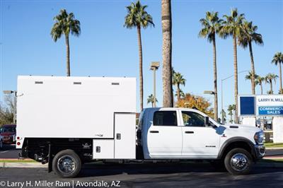 2020 Ram 5500 Crew Cab DRW 4x4, Arbortech Chipper Body  #20P00049 - photo 21