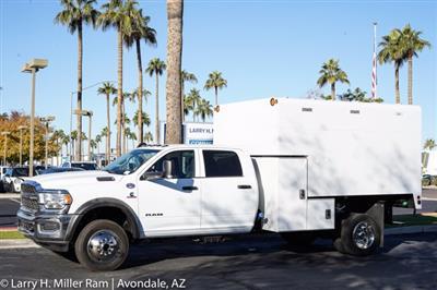 2020 Ram 5500 Crew Cab DRW 4x4, Arbortech Chipper Body  #20P00049 - photo 4