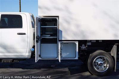 2020 Ram 5500 Crew Cab DRW 4x4, Arbortech Chipper Body  #20P00049 - photo 10
