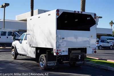2020 Ram 5500 Crew Cab DRW 4x4, Arbortech Chipper Body  #20P00049 - photo 2