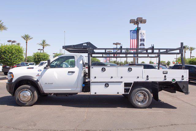 2020 Ram 4500 Regular Cab DRW 4x4, Milron Contractor Body #20P00063 - photo 5