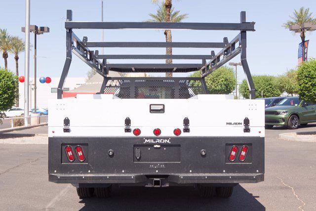 2020 Ram 4500 Regular Cab DRW 4x4, Milron Contractor Body #20P00063 - photo 3