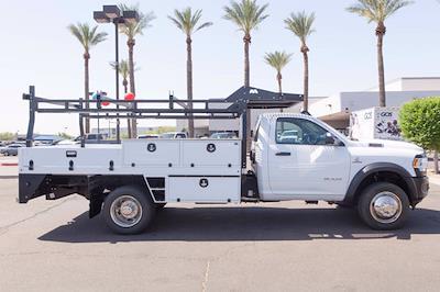 2020 Ram 4500 Regular Cab DRW 4x4, Milron Contractor Body #20P00063 - photo 11