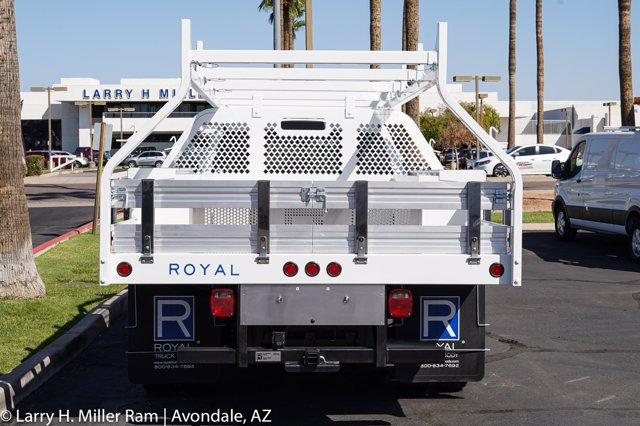 2020 Ram 3500 Crew Cab DRW 4x4, Royal Contractor Body #20P00027 - photo 19