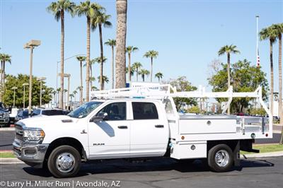 2020 Ram 3500 Crew Cab DRW 4x4, Royal Contractor Body #D77254 - photo 4