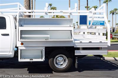 2020 Ram 3500 Crew Cab DRW 4x4, Royal Contractor Body #D77254 - photo 10