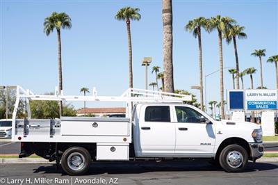 2020 Ram 3500 Crew Cab DRW 4x4, Royal Contractor Body #D77254 - photo 3