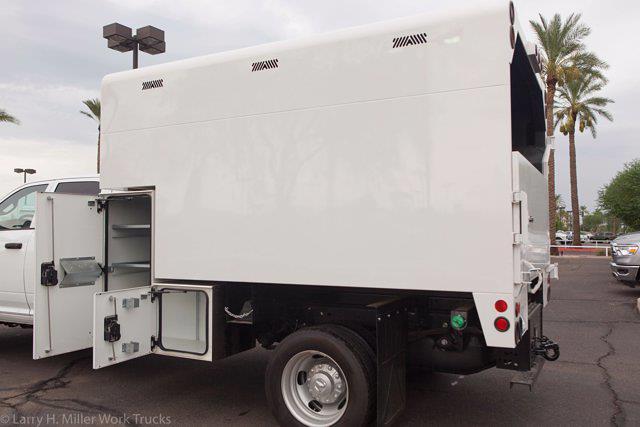 2021 Ram 5500 Crew Cab DRW 4x2, Arbortech Chipper Body #21P00006 - photo 6