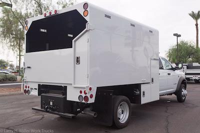 2021 Ram 5500 Crew Cab DRW 4x2, Arbortech Chipper Body #21P00006 - photo 11