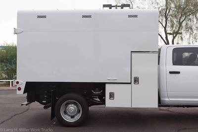 2021 Ram 5500 Crew Cab DRW 4x2, Arbortech Chipper Body #21P00006 - photo 13