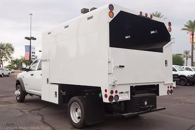 2021 Ram 5500 Crew Cab DRW 4x2, Arbortech Chipper Body #21P00006 - photo 7