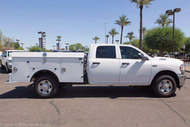 2021 Ram 2500 Crew Cab 4x2, Milron Aluminum Service Body #21P00013 - photo 11