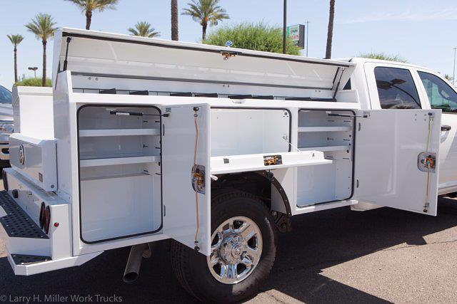 2021 Ram 2500 Crew Cab 4x2, Milron Aluminum Service Body #21P00013 - photo 14