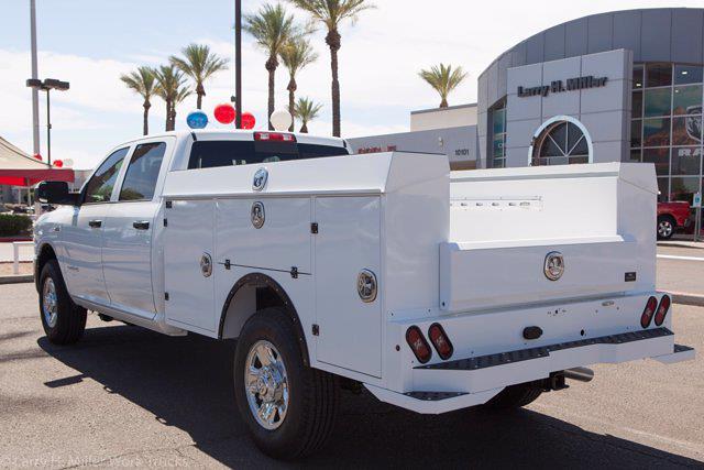 2021 Ram 2500 Crew Cab 4x2, Milron Aluminum Service Body #21P00013 - photo 1