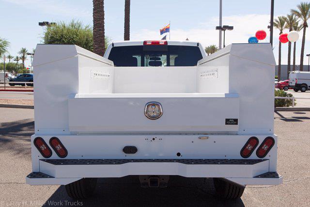 2021 Ram 2500 Crew Cab 4x2, Milron Aluminum Service Body #21P00013 - photo 8