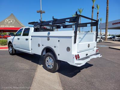 2021 Ram 3500 Crew Cab 4x4,  Milron Aluminum Service Service Body #21P00098 - photo 2