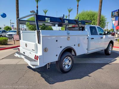 2021 Ram 3500 Crew Cab 4x4,  Milron Aluminum Service Service Body #21P00098 - photo 5