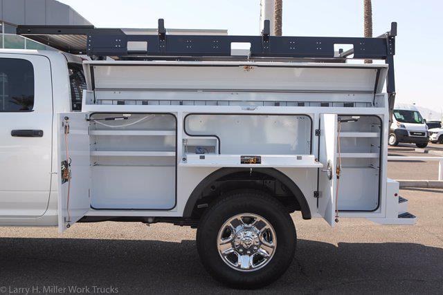 2021 Ram 3500 Crew Cab 4x4,  Milron Aluminum Service Service Body #21P00097 - photo 5