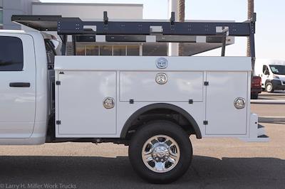 2021 Ram 3500 Crew Cab 4x4,  Milron Aluminum Service Service Body #21P00097 - photo 3