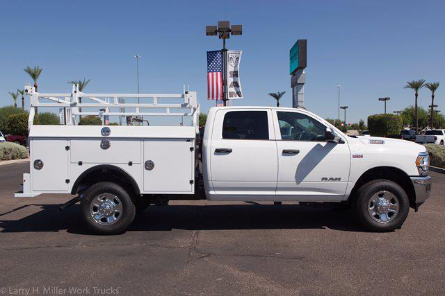 2021 Ram 2500 Crew Cab 4x4,  Milron Aluminum Service Service Body #21P00099 - photo 10