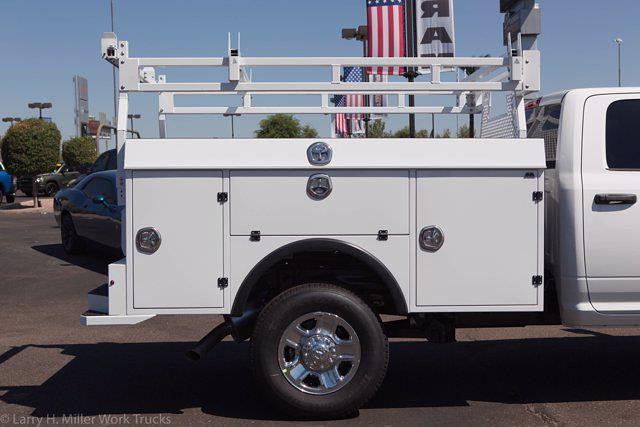 2021 Ram 2500 Crew Cab 4x4,  Milron Aluminum Service Service Body #21P00099 - photo 11