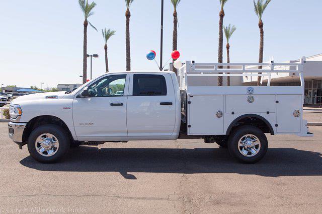 2021 Ram 2500 Crew Cab 4x4,  Milron Aluminum Service Service Body #21P00099 - photo 3