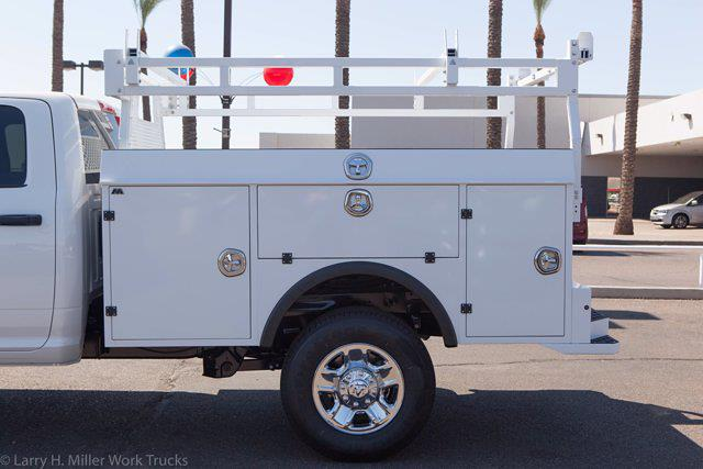2021 Ram 2500 Crew Cab 4x4,  Milron Aluminum Service Service Body #21P00099 - photo 4