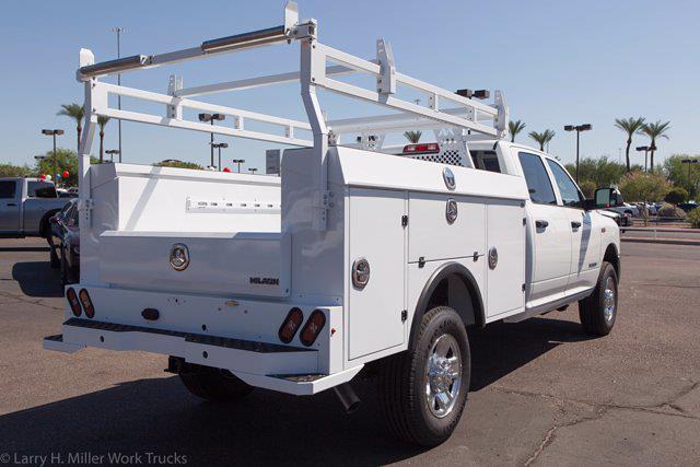2021 Ram 2500 Crew Cab 4x4,  Milron Aluminum Service Service Body #21P00099 - photo 9