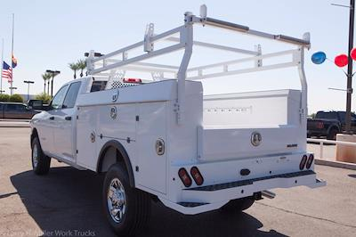 2021 Ram 2500 Crew Cab 4x4,  Milron Aluminum Service Service Body #21P00099 - photo 2