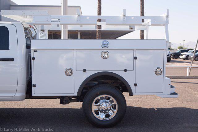 2021 Ram 2500 Crew Cab 4x4,  Milron Aluminum Service Service Body #21P00100 - photo 3