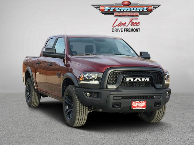 2021 Ram 1500 Crew Cab 4x4, Pickup #3D21007 - photo 1