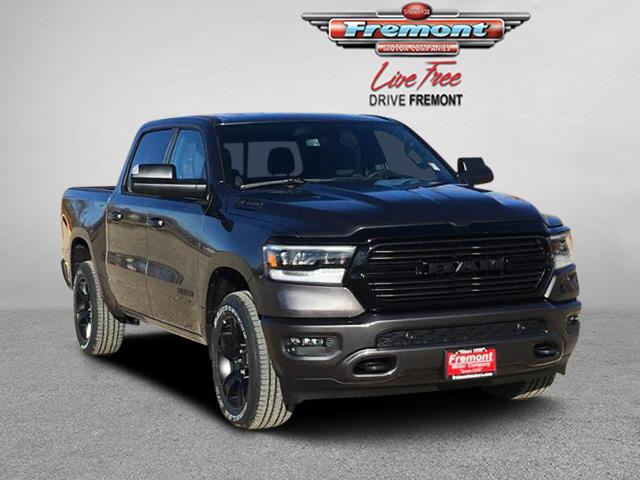2021 Ram 1500 Crew Cab 4x4, Pickup #3D21014 - photo 1