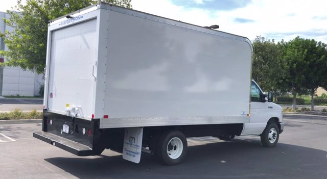 2019 Ford E-350 RWD, Marathon Cutaway Van #FC392219 - photo 1
