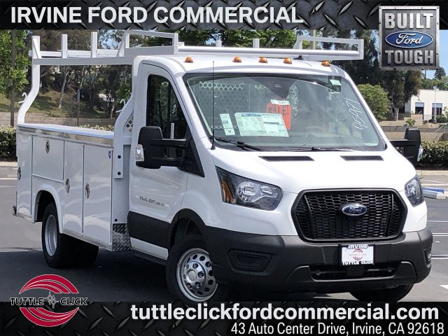 2020 Ford Transit 350 HD DRW RWD, Royal Service Body #FC400932 - photo 1