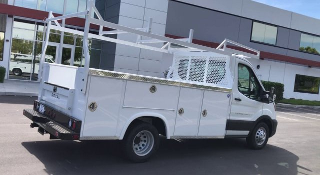 2020 Ford Transit 350 HD DRW RWD, Royal Service Body #FC400932 - photo 1