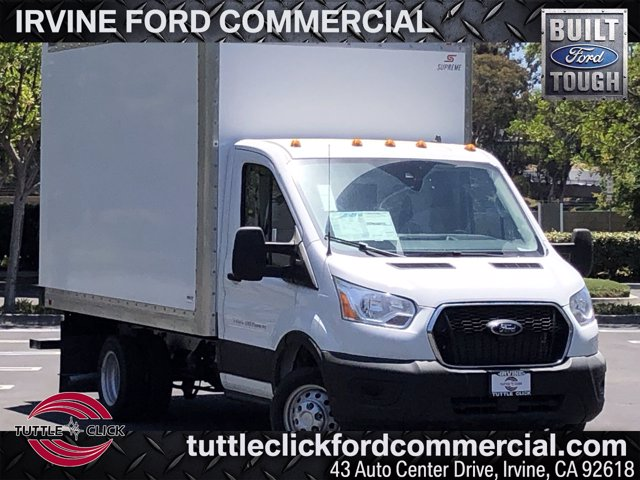 2020 Ford Transit 350 HD DRW RWD, Cutaway #FC401162 - photo 1
