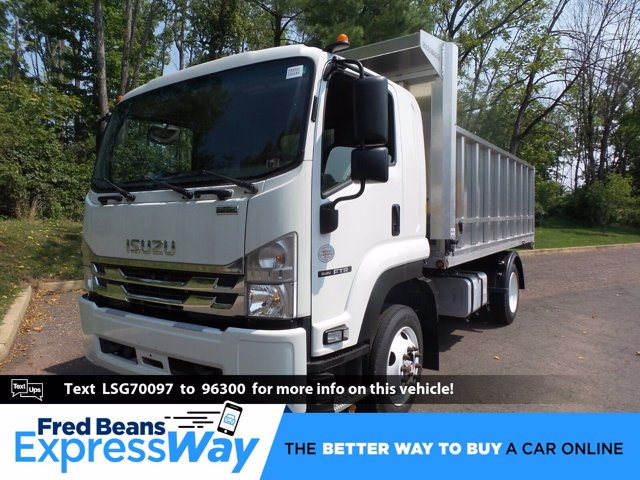 2020 Isuzu FTR Regular Cab 4x2, Landscape Dump #Z00001 - photo 1