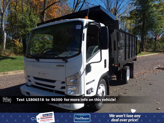 2020 Isuzu NPR-HD Regular Cab 4x2, Knapheide Landscape Dump #Z00008 - photo 1