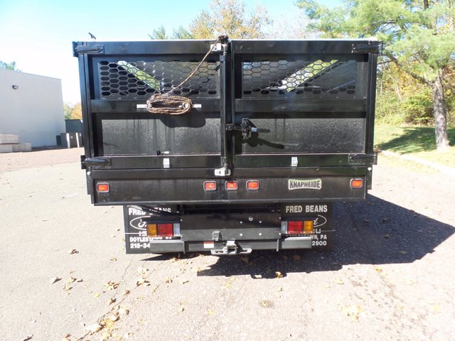 2020 Isuzu NPR-HD Regular Cab 4x2, Landscape Dump #Z00008 - photo 6