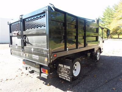 2020 Isuzu NPR-HD Regular Cab 4x2, Landscape Dump #Z00008 - photo 5