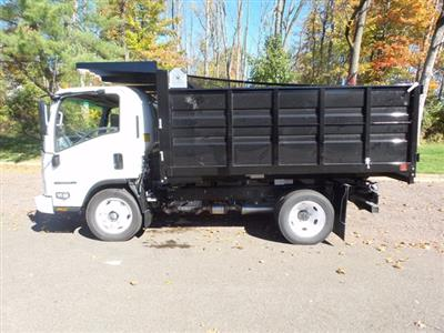 2020 Isuzu NPR-HD Regular Cab 4x2, Landscape Dump #Z00008 - photo 7