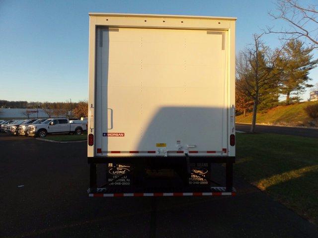 2020 Isuzu NPR-HD Regular Cab 4x2, Morgan Dry Freight #Z00009 - photo 4