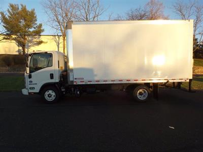 2020 Isuzu NPR-HD Regular Cab 4x2, Morgan Dry Freight #Z00009 - photo 3