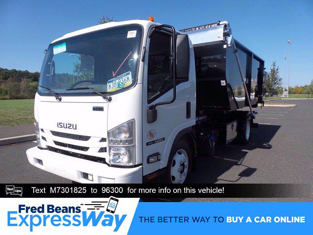 2021 Isuzu NRR Regular Cab 4x2, Switch N Go Landscape Dump #Z10001 - photo 1