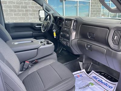 2021 Chevrolet Silverado 3500 Regular Cab AWD, Knapheide PGND Gooseneck Hauler Body #143979 - photo 23