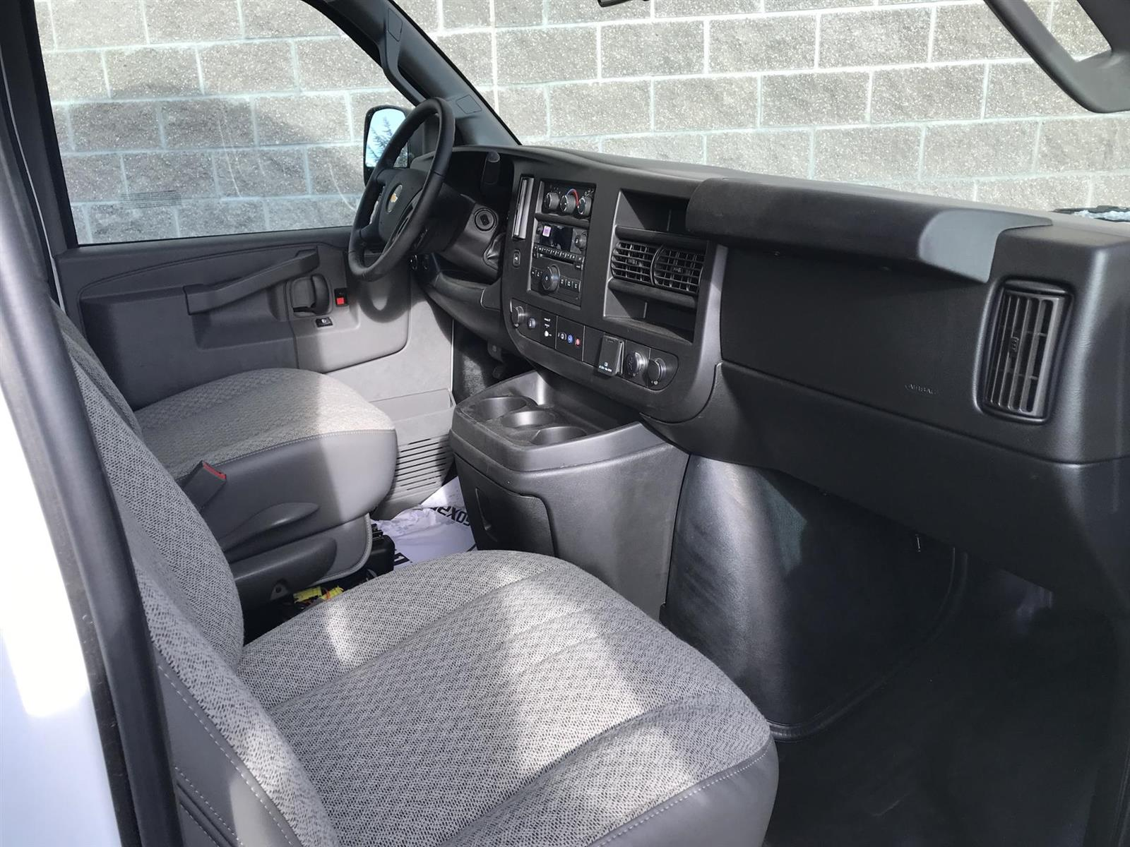 2020 Chevrolet Express 3500 4x2, Supreme Spartan Service Utility Van #N013939 - photo 20