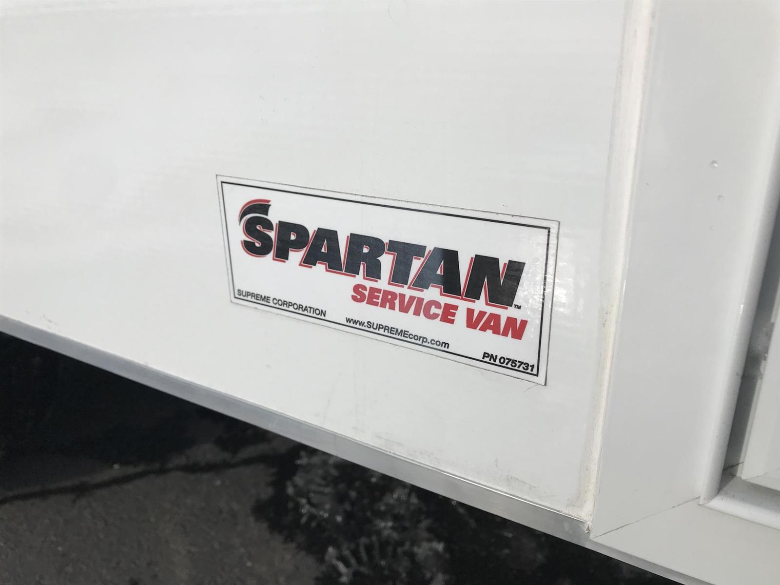 2020 Chevrolet Express 3500 4x2, Supreme Spartan Service Utility Van #N013939 - photo 7