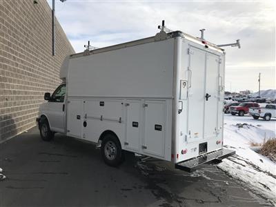 2020 Chevrolet Express 3500 4x2, Supreme Spartan Service Utility Van #N013939 - photo 2