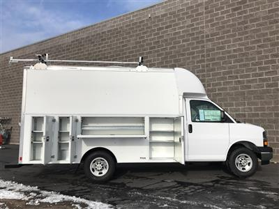 2020 Chevrolet Express 3500 4x2, Supreme Spartan Service Utility Van #N013939 - photo 8