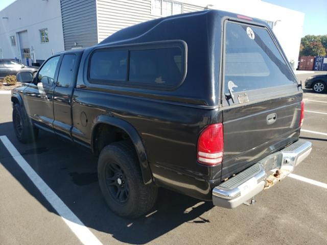 2001 Ram Dakota Club Cab 4x4, Pickup #1S316457T - photo 1